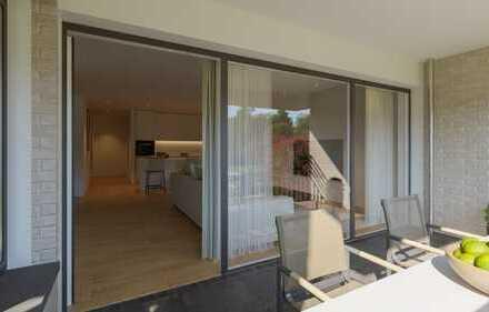 Neubau: 80 m² Wohnung mit Loggia in Oberneuland
