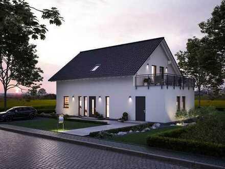 Ein besonderes Haus mit spannendem Grundstück.