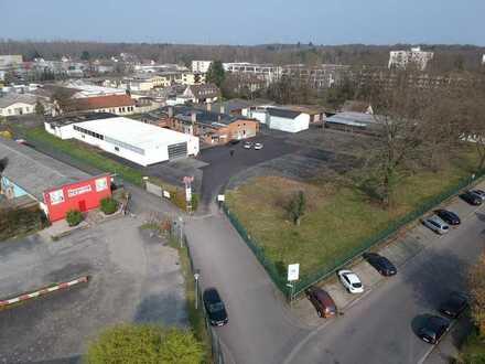 *AB € 3,00 / m² preisgünstige Lager + Freiflächen im Alleinauftrag zu vermieten*