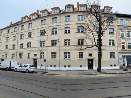 Erstbezug gemütliche 3-Raum-Wohnung - mit Balkon