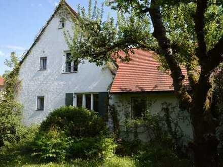 *München-Hadern - Architektenhaus aus den 50ern mit viel Charme