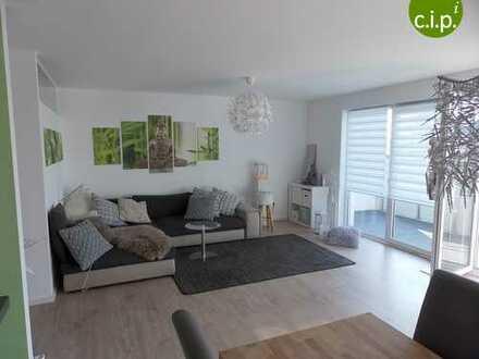 c.i.p. immobilien - 2,5- Zimmer- Wohnung in Rheinnähe zur Miete!
