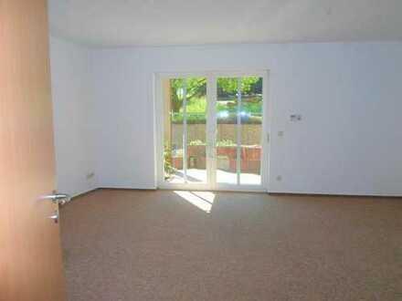 Sehr schöne und geräumige 2-Raum-Wohnung mit kleiner Terrasse in ruhiger Lage von Wehrsdorf zu ve...