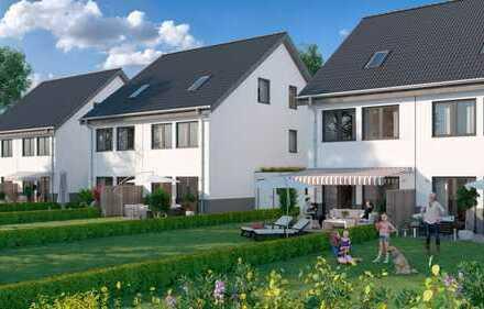 Eine gute Wahl: Ausgezeichnete Wohnlage in der Aplerbecker Mark . Nur noch ein Doppelhaus verfügbar