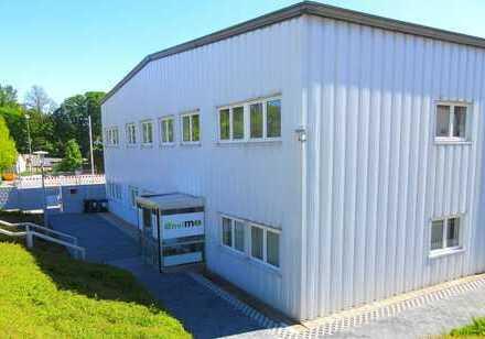 240m² moderne Büro/Praxis/Labor-Räume im Gewerbegebiet West - provisionsfrei