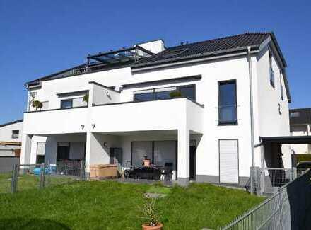 Ihren Ruhestand genießen Sie hier: Neuwertige Eigentumswohnung Nähe Siegburg (1 Km)