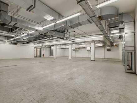 Lagerfläche ab sofort verfügbar*840 m²*ebenerdige Andienung*Tel: 069 955 11 00