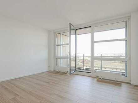 LIVESTREAM-Besichtigungen - Helle 3 -Zimmerwohnung mit Balkon - EINBAUKÜCHE inkl!!