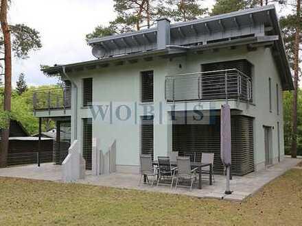 Schönes Ferienhaus in ruhiger Waldlage und Seenähe bei Neuruppin zur exklusiven Nutzung
