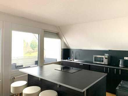 Schöne 3- Zimmer Maisonette Wohnung in Oberaichen