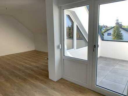 Erstbezug: Hochwertig sanierte Dachgeschosswohnung in Rödermark (von Privat)