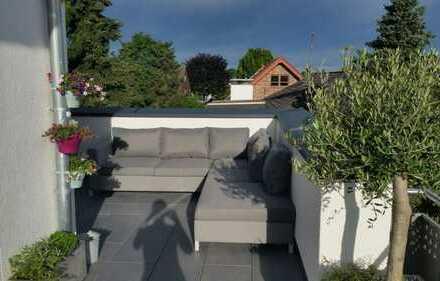 Penthousewohnung mit drei Zimmern in Paderborn-Elsen