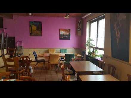 Gaststätte Bistro Raucherlokal Biergarten