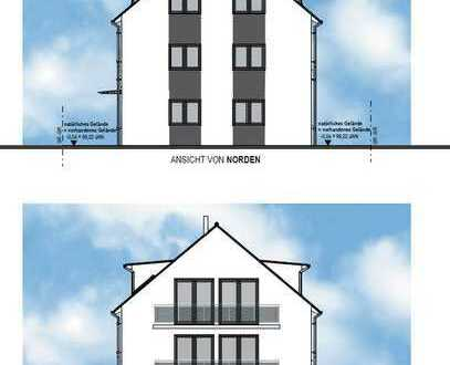 *DIREKT VOM BAUTRÄGER* Neubau: exklusive 4-Zimmer-Wohnung mit Garten und Terrasse in Griesheim
