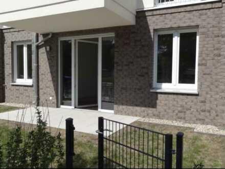 Nachmieter gesucht: EG-Wohnung mit zwei Zimmern sowie Terrasse und Garten in Potsdam Babelsberg