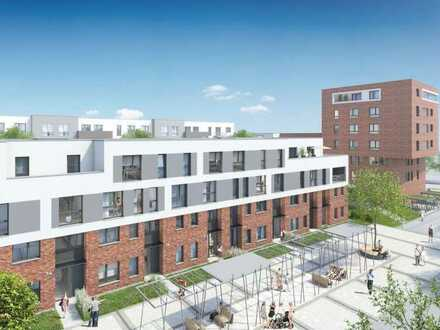 Toller Grundriss ! 2-Zimmer - Wohnung mit Balkon