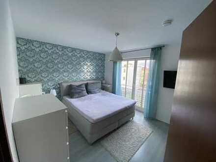 Modernisierte 2-Zimmer-Wohnung mit Balkon in Darmstadt