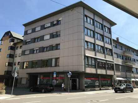 PF-Nordstadt; Zentral gelegene, repräsentative Bürofläche - Pkw-Stellplätze vorhanden