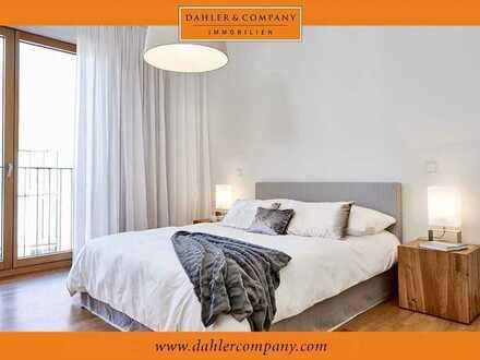 Elegante drei Zimmer Wohnung mit familienfreundlichem Grundriss