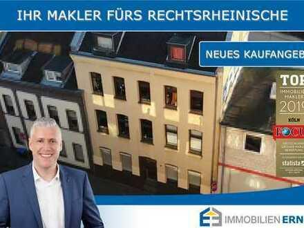 Wohnhaus in Kalk - Nähe Köln Arcaden - Profinvestoren aufgepasst!
