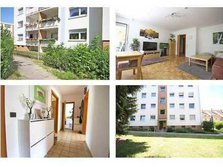 Braunschweig – ruhige 3-Zi. Whg mit Balkon