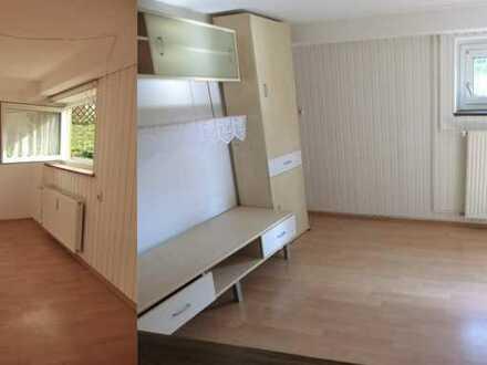 Ruhige 2 Zimmerwohnung in Wannweil an eine Person berufstätig/Student-in ab 1.4.21