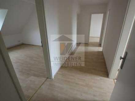 4 Zimmer DG-Wohnung + Dachboden in Bad Köstritz!