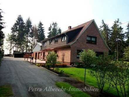 Gnarrenburg-Augustendorf, ländliches Anwesen. Wohnhaus mit großzügigem Grundstück