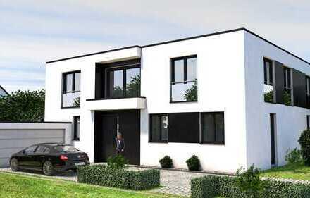 Köln-Hahnwald - Exklusiver Neubau nach freier Architekturplanung