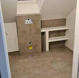 Erstbezug: exklusive 4-Zimmer-DG-Wohnung mit Einbauküche in Kissing