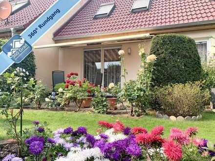 Platzwunder ! Hervorragend geschnittenes Reihenmittelhaus in Brandenburg an der Havel, OT Schmerzke
