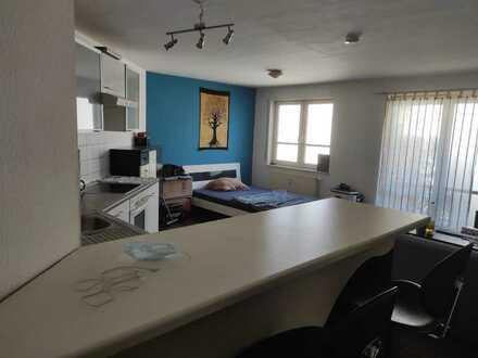 Schöne, geräumige Ein - Zimmer Wohnung in Neckartenzlingen