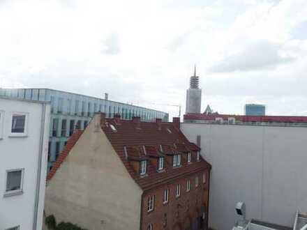helle 1 Zimmerwohnung mit Balkon - City / Radio Bremen -