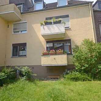 Helle und gut geschnittene 3-Zimmerwohnung mit Balkon in ruhiger Lage