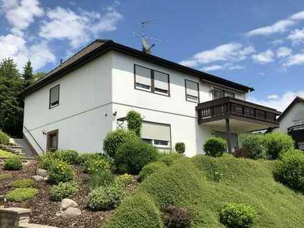 Schöne 2-Zimmer EG Wohnung in Bad Hersfeld - Allmershausen, (teil)möbliert