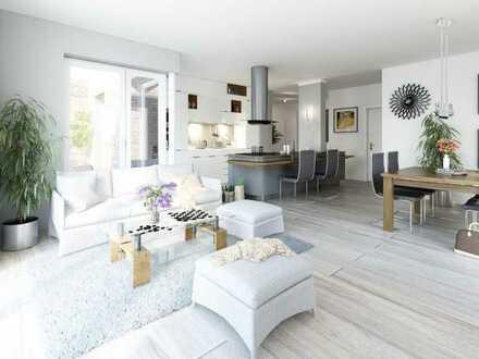 NEUES KAFFEEQUARTIER - Einmalige 5-Zimmer-Wohnung mit Dachterrasse (C13)