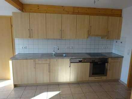 Gepflegte 2,5-Zimmer-Wohnung mit Einbauküche in Walddorfhäslach