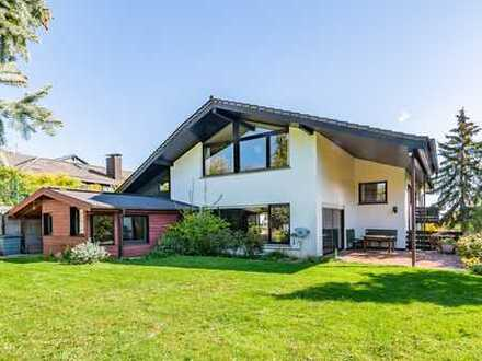 Traumhaftes Architektenhaus in Bestlage von Grünstadt!