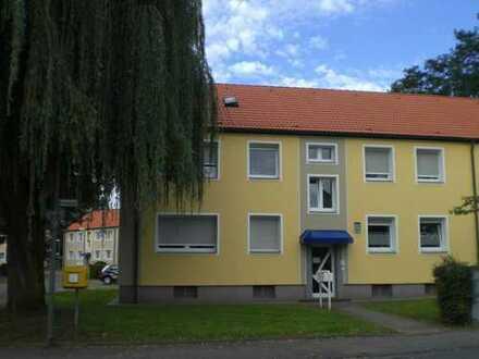 3,5-Zimmer Wohnung in grüner Lage mit Tageslichtbad