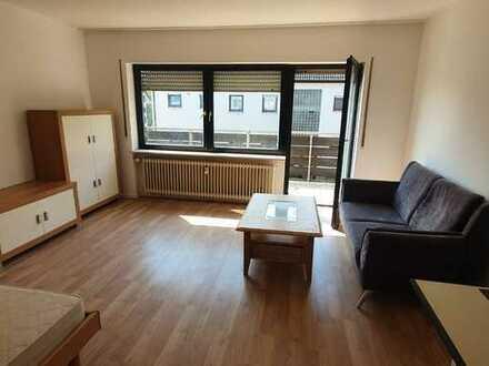 Möbl.,schöne, geräumige ein Zimmer Wohnung in Südliche Weinstraße (Kreis), Offenbach an der Queich