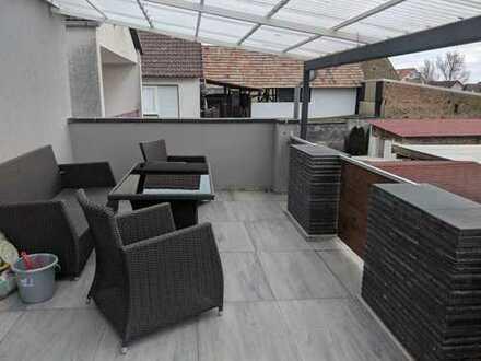 Schöne 4-Zimmer-Wohnung mit großem Balkon Zentral in Rülzheim