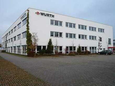 Helle grosszügige Büroetage 2000 qm 1.OG in modernem Büro-, Schulungs- und Vertriebsgebäude