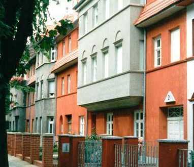Ruhiggelegene 4-Raum Wohnung im 2.OG in mod. Altbau