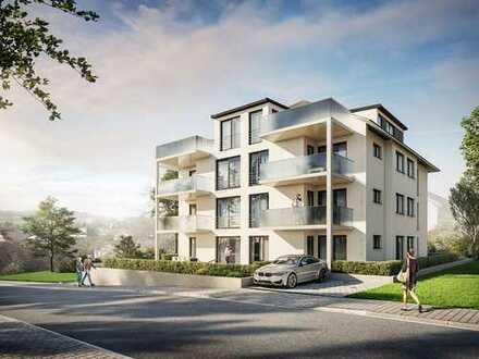 Schlüsselfertig! Herrliche 3-Zimmer-Wohnung mit sehr großem Garten und sonniger Terrasse