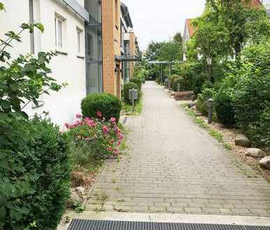 Maisonette: Schöne 4 ZImmer Wohnung mit Südbalkon in Golm