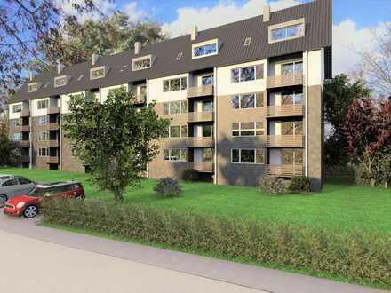 Neubau Maisonette-Wohnung mit Eigenleistung (begrenzt)