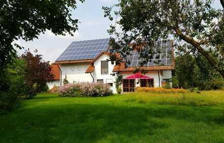 Freistehendes Haus mit viel Platz für Gartenliebhaber in der Ammersee-Region