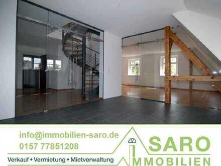 4-Zi.-Maisonette mit Galerie und Home Office-Möglichkeit in Gründerzeitvilla city- u. bahnhofsnah