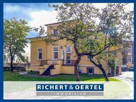 www.r-o.de +++ Einfamilienvilla mit Einliegerwohnung in bester Lage