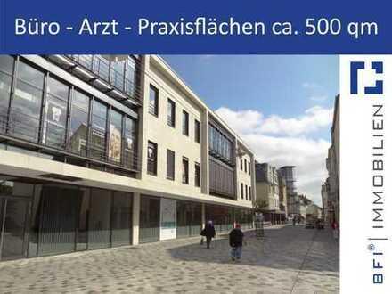 ++ PROVISIONSFREI - Büro - Arzt - Praxis - ca. 500qm / teilbar